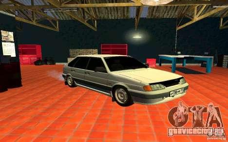 Ваз 2114 Russian для GTA San Andreas