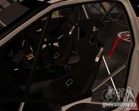 Citroen DS3 WRC для GTA San Andreas вид справа