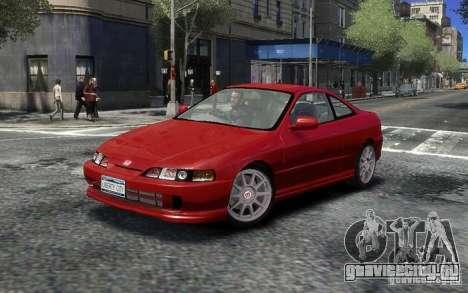 Honda Integra Type R для GTA 4