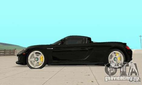 Porsche Carrera GT stock для GTA San Andreas