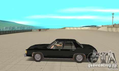 Ford LTD Crown Victoria 1985 MIB для GTA San Andreas вид слева