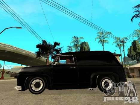 GTA IV TLAD для GTA San Andreas вид слева