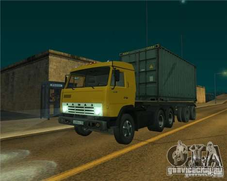 КамАЗ 54112 для GTA San Andreas