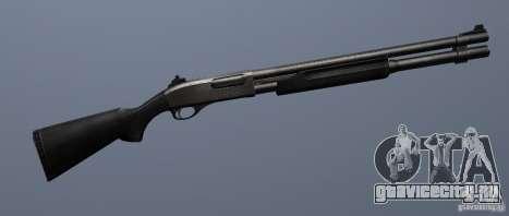Remington 870 Marine для GTA San Andreas четвёртый скриншот