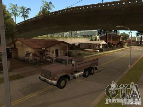 Ford Freightliner для GTA San Andreas