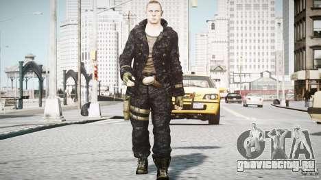Джейк Мюллер для GTA 4 третий скриншот