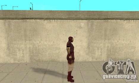 Ironman Mod для GTA San Andreas второй скриншот