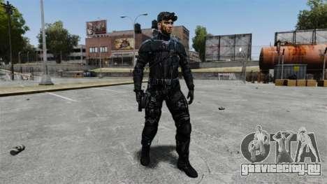 Сэм Фишер v9 для GTA 4