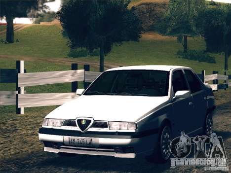 Alfa Romeo 155 1992 для GTA San Andreas вид слева