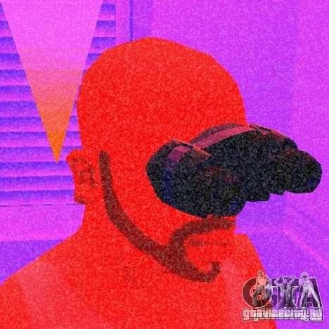 Goggles HD для GTA San Andreas третий скриншот