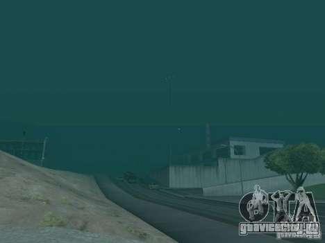 Weather manager для GTA San Andreas третий скриншот