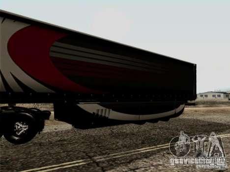 Aero Dynamic Trailer для GTA San Andreas