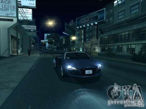 ENB Series By Raff-4 для GTA San Andreas третий скриншот