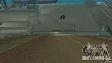 Stunt Dock V1.0 для GTA Vice City четвёртый скриншот
