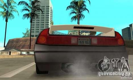 New InFernus для GTA San Andreas вид справа