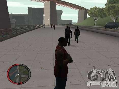 MASSKILL для GTA San Andreas второй скриншот