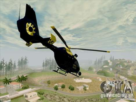 Eurocopter EC-135 Essex для GTA San Andreas вид слева