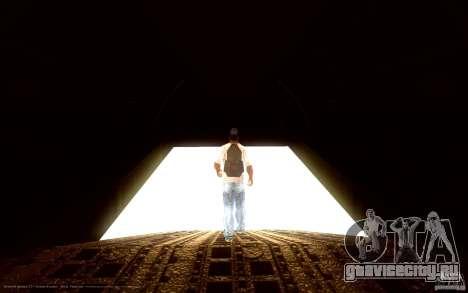 Затяжной прыжок 2.0 + Затяжной нырок для GTA San Andreas третий скриншот