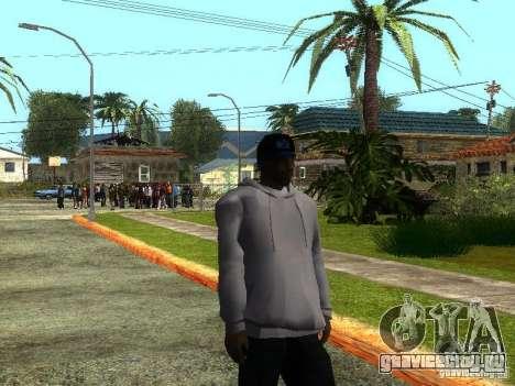 Crips для GTA San Andreas десятый скриншот