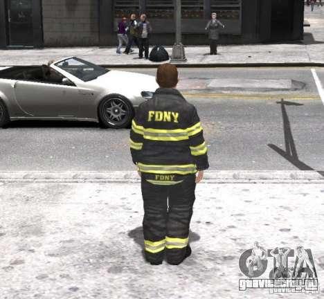 Ultimate NYPD Uniforms mod для GTA 4 одинадцатый скриншот