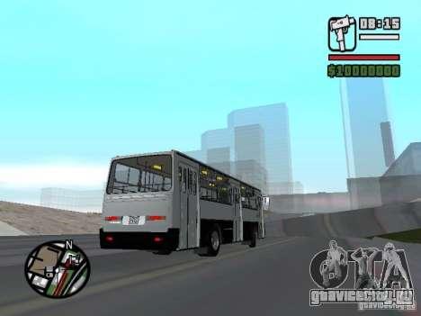 Ikarus 260.06 для GTA San Andreas вид справа