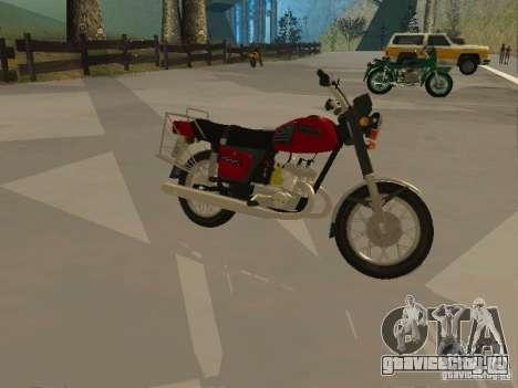 ИЖ Юпитер-5 для GTA San Andreas