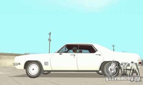 Pontiac LeMans 1971 для GTA San Andreas вид сзади слева
