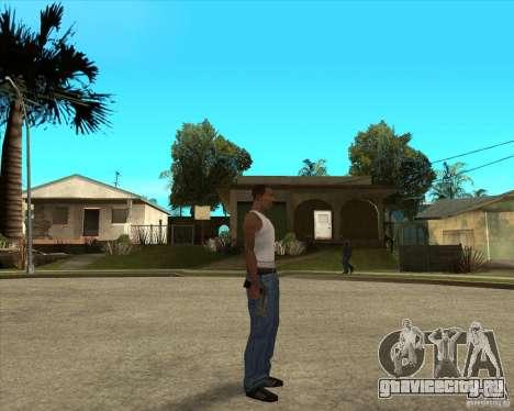 Кольт 45 для GTA San Andreas четвёртый скриншот