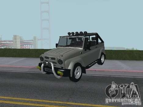 УАЗ-3159 для GTA San Andreas