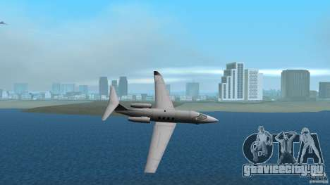 Shamal Plane для GTA Vice City