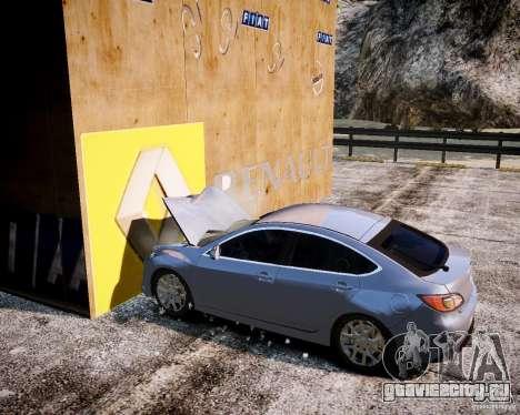 LC Crash Test Center для GTA 4 восьмой скриншот