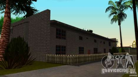 Двухэтажные хрущевки для GTA San Andreas