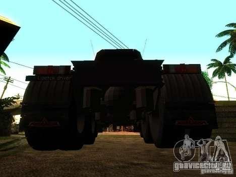 МАЗ 642205 v1.0 для GTA San Andreas вид сзади слева