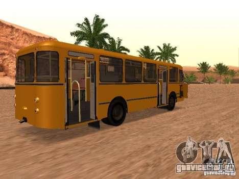 Новые скрипты для автобусов Вер. 2.0 для GTA San Andreas пятый скриншот