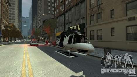All new Tourmav для GTA 4 вид сбоку