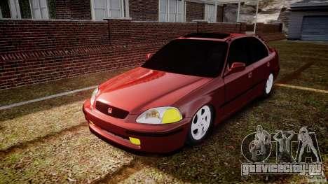 Honda Civic Vti для GTA 4
