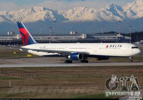 Загрузочные Экраны Boeing 767 для GTA San Andreas восьмой скриншот