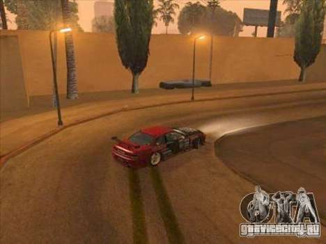 Handling Mod для SA:MP для GTA San Andreas второй скриншот
