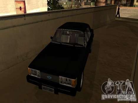 Chevrolet Opala BMT для GTA San Andreas вид слева