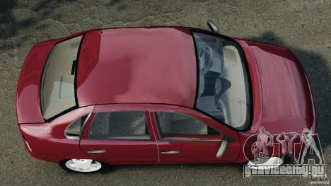 ВАЗ-1118 Калина v1.1 для GTA 4 вид справа