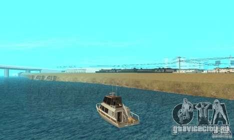 GTA VC Tropical View для GTA San Andreas вид сзади слева