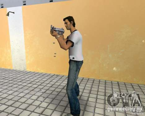 MP5K для GTA Vice City