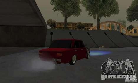 ВАЗ 2101 Рестайлинг для GTA San Andreas вид слева