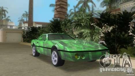 Reptilien banshee для GTA Vice City