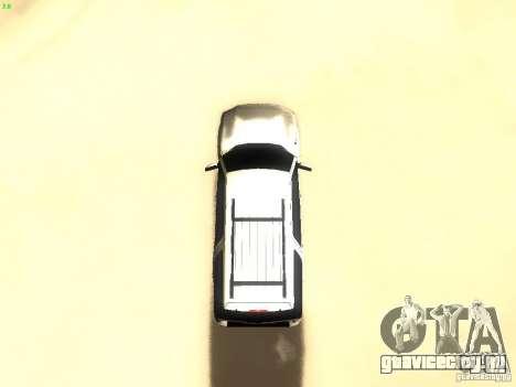 Ford Expedition 2008 для GTA San Andreas вид сбоку