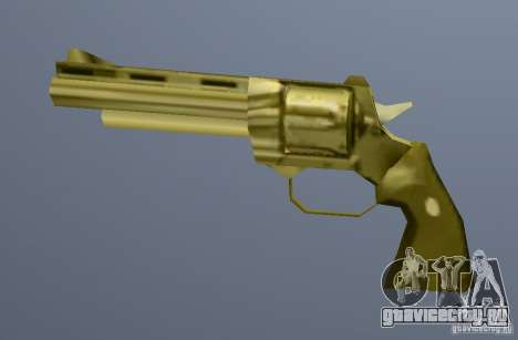 Gold Python для GTA Vice City третий скриншот
