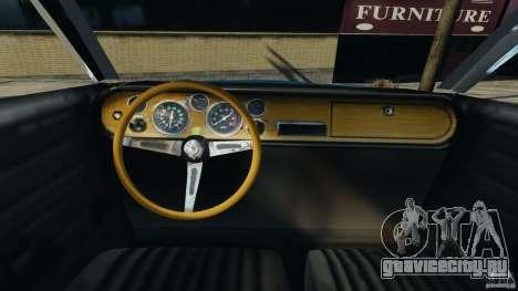 Renault Torino 380 W для GTA 4 вид сзади