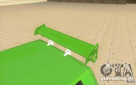 Mad Drivers New Tuning Parts для GTA San Andreas