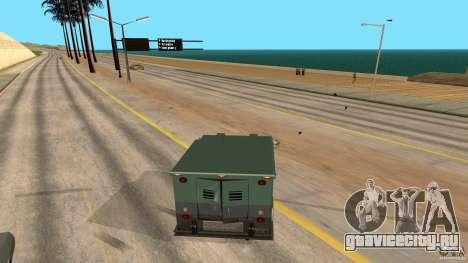 Бонус инкассаторов v1.2 для GTA San Andreas