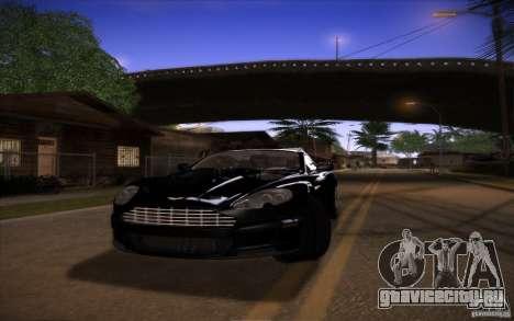 Мои настройки ENB v2 для GTA San Andreas третий скриншот